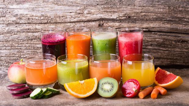 ¿Conoces las diferencias entre los diferentes tipos de zumos y bebidas de frutas?